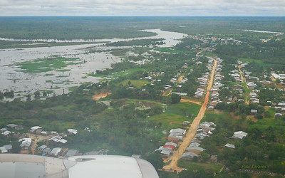 First view of Iquitos
