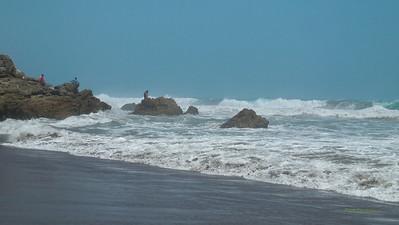 Playa Lagunas de Puerto Viejo