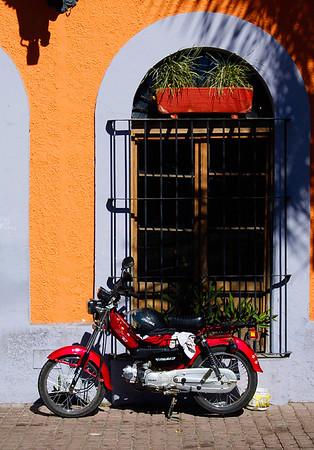 Street Scenic #1 - Mazatlan, Mexico