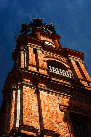Our Lady of Gaudalupe Church #1 - Puerto Vallarta, Mexico