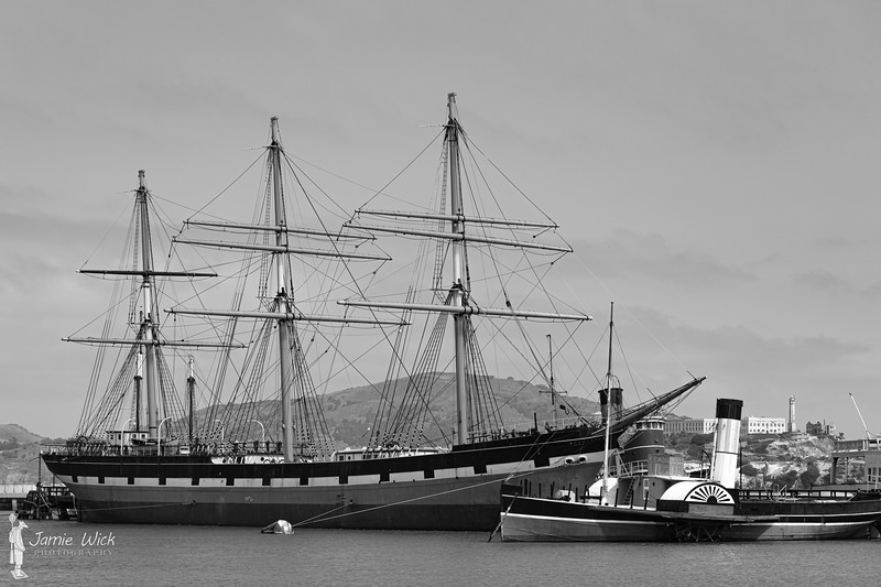 Sailing Ship Balclutha