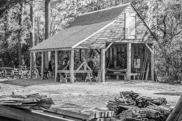 Carpenter's Yard
