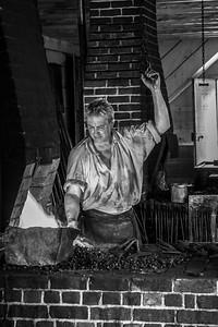 James Anderson's Blacksmith Shop