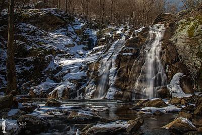 Lower White Oak Falls