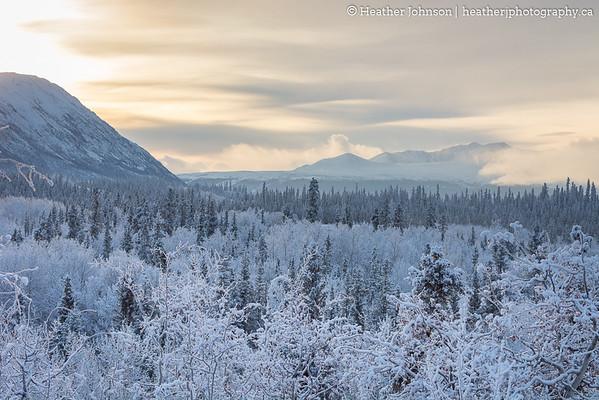Yukon Sunrise 2