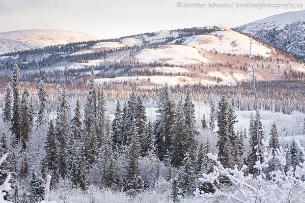 Yukon Sunrise 1