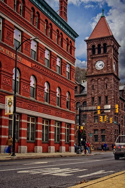 Jim Thorpe Clocktower
