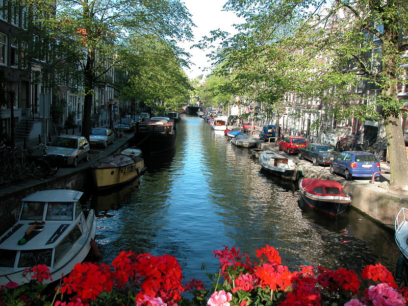 This is why I love Amsterdam...