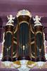 The organ of the hidden church.