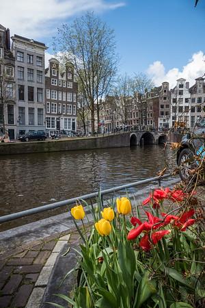Amsterdam April 2016