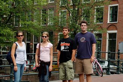 Amsterdam & Barcelona August 2006