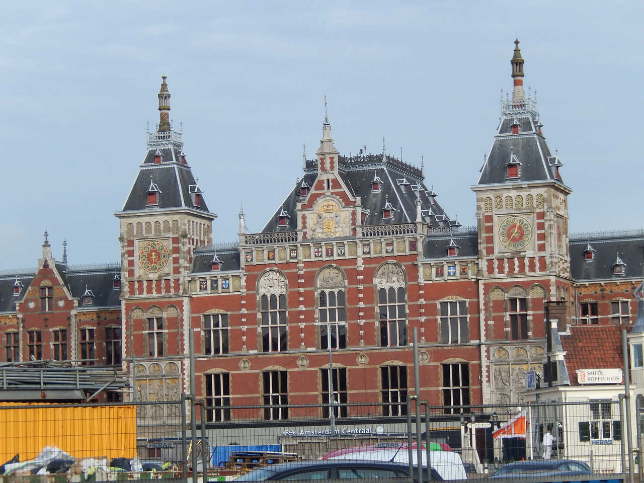 Amsterdam (18) Centraal Station