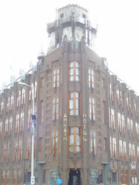Amsterdam (3) Sint Nicolaaskerk