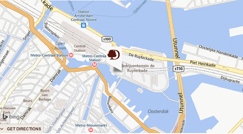 Doubletree Map