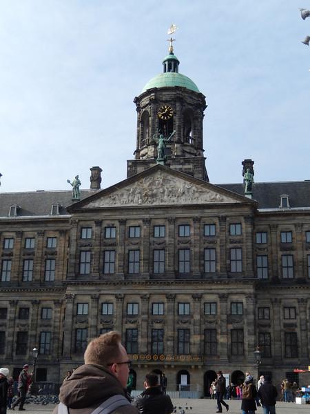 Amsterdam (29) Royal Palace