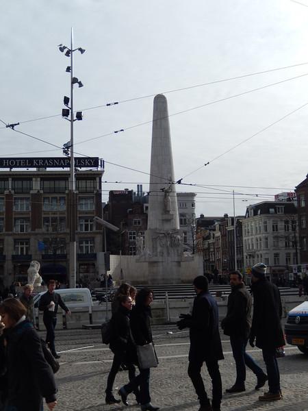 Amsterdam (31) National Monument