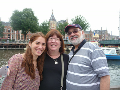 Amsterdam Israel July 2014