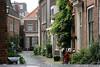 Side street in Haarlem.