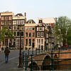 Amsterdam canals.