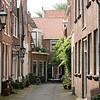 A side street in Haarlem.