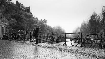 Rainy Day in Amsterdam - 2014