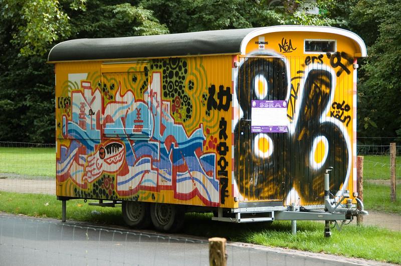 Boxcar, Vondelpark