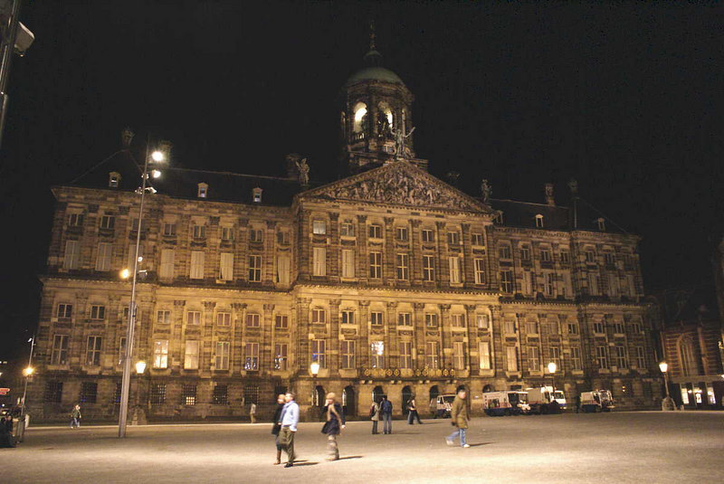 The Royal Palace, Dam Square