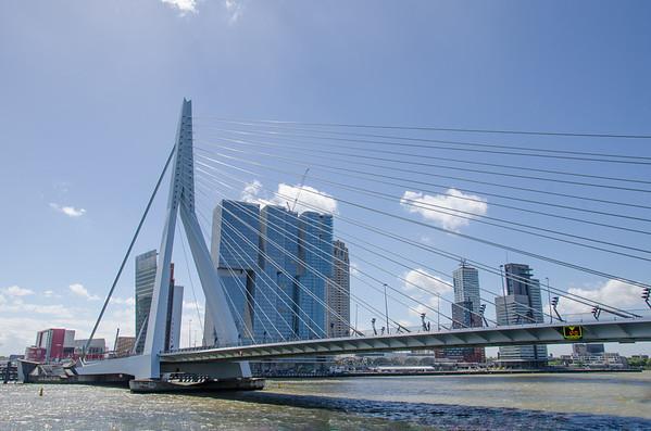 Rotterdam Erasmusbridge