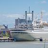 Rotterdam Harbour: Hotelship Rotterdam
