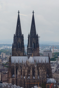 Kolner Dom, or the Dom Cathedral
