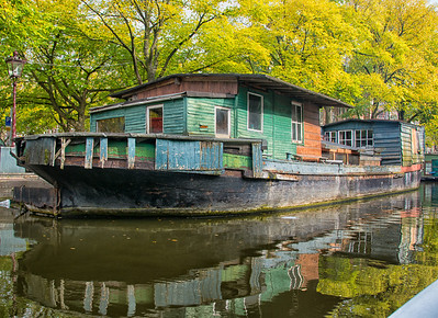 Oldest house boat...