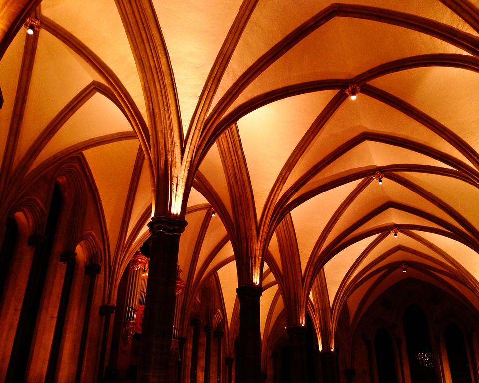 Templar Church Ceiling