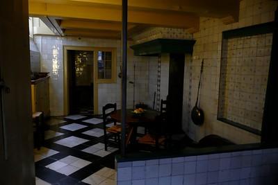 Seventeenth-Century Kitchen