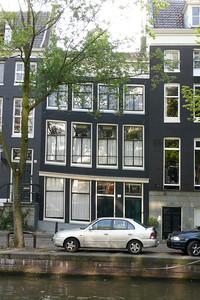 Help! I Am Sinking! Reguliersgracht, Amsterdam