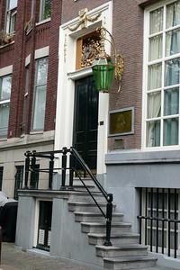Lantern Marking Yab Yum Brothel at #295 Singel