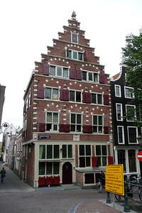 Nice House on Oudezijds Voorburgwal