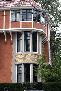 Elegant windows.