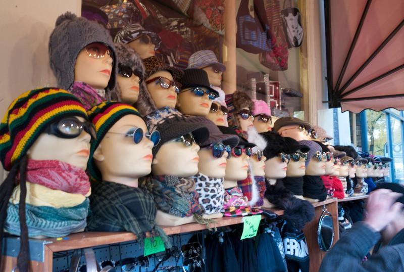 Sunglass shop, Amsterdam