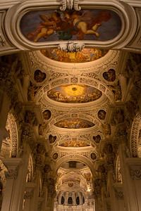 St Stephen's Ceiling