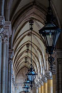 Rathaus Walkway