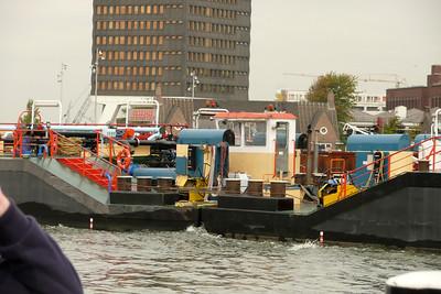 Interesting Boat on Het Ij