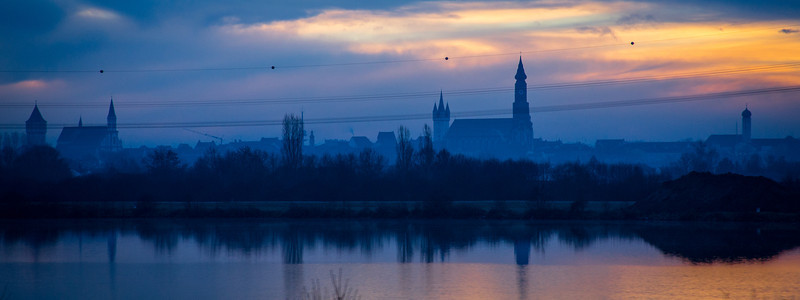 Danube Sunrise 2