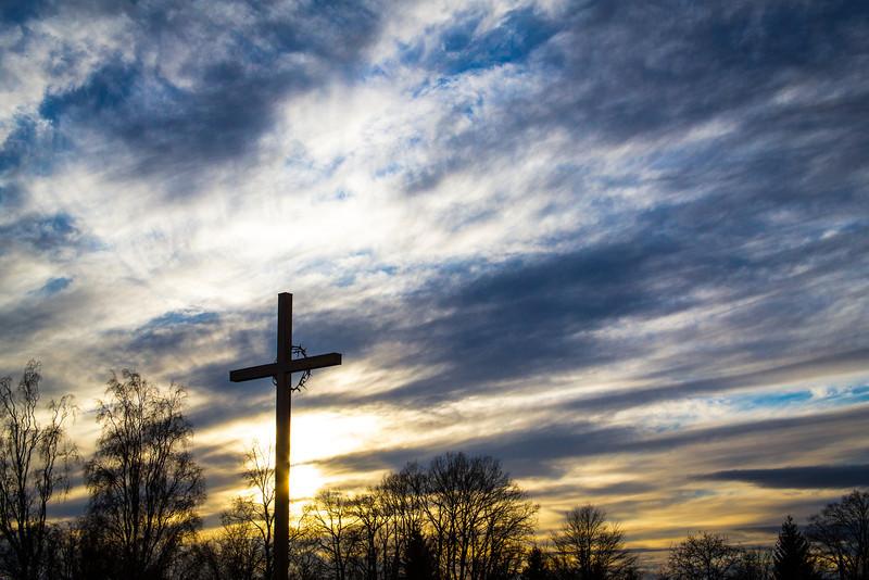 Terezin Cross