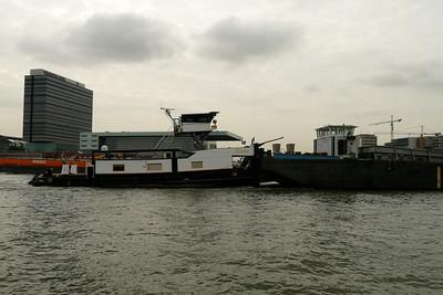 Boats on Het Ij