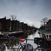Looking along Brouwersgracht