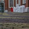 Amsterdam Museum courtyard