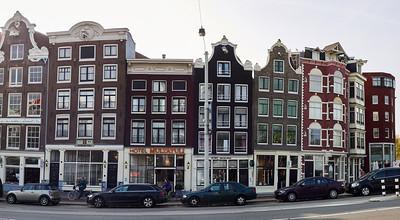 Hotel Multatuli panorama. Amsterdam