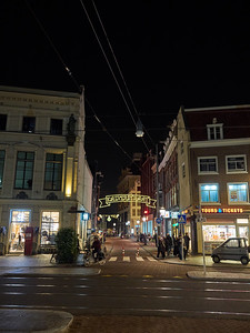Amsterdam night
