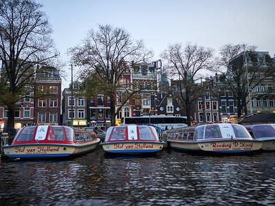 Hof can Holland. Amsterdam