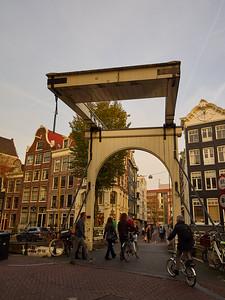 Amsterdam evening